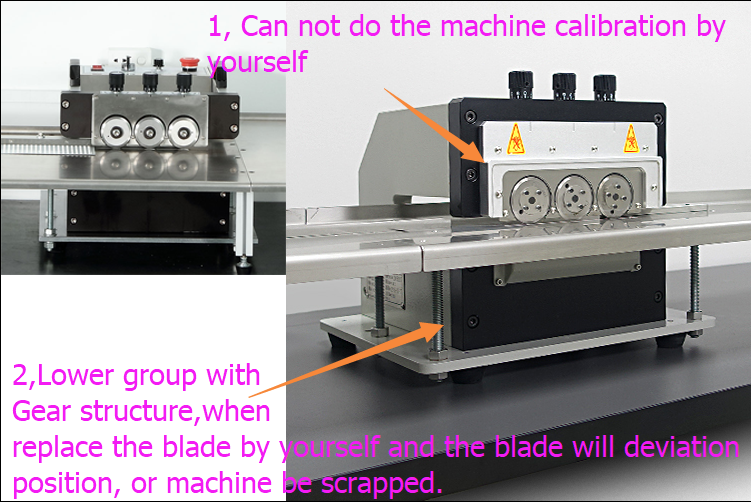 PCB cutting machine